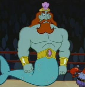King of Neptune